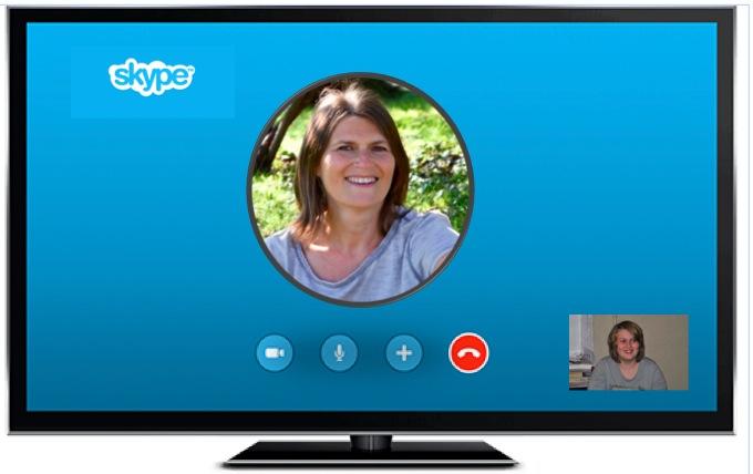 Faire une séance par Skype