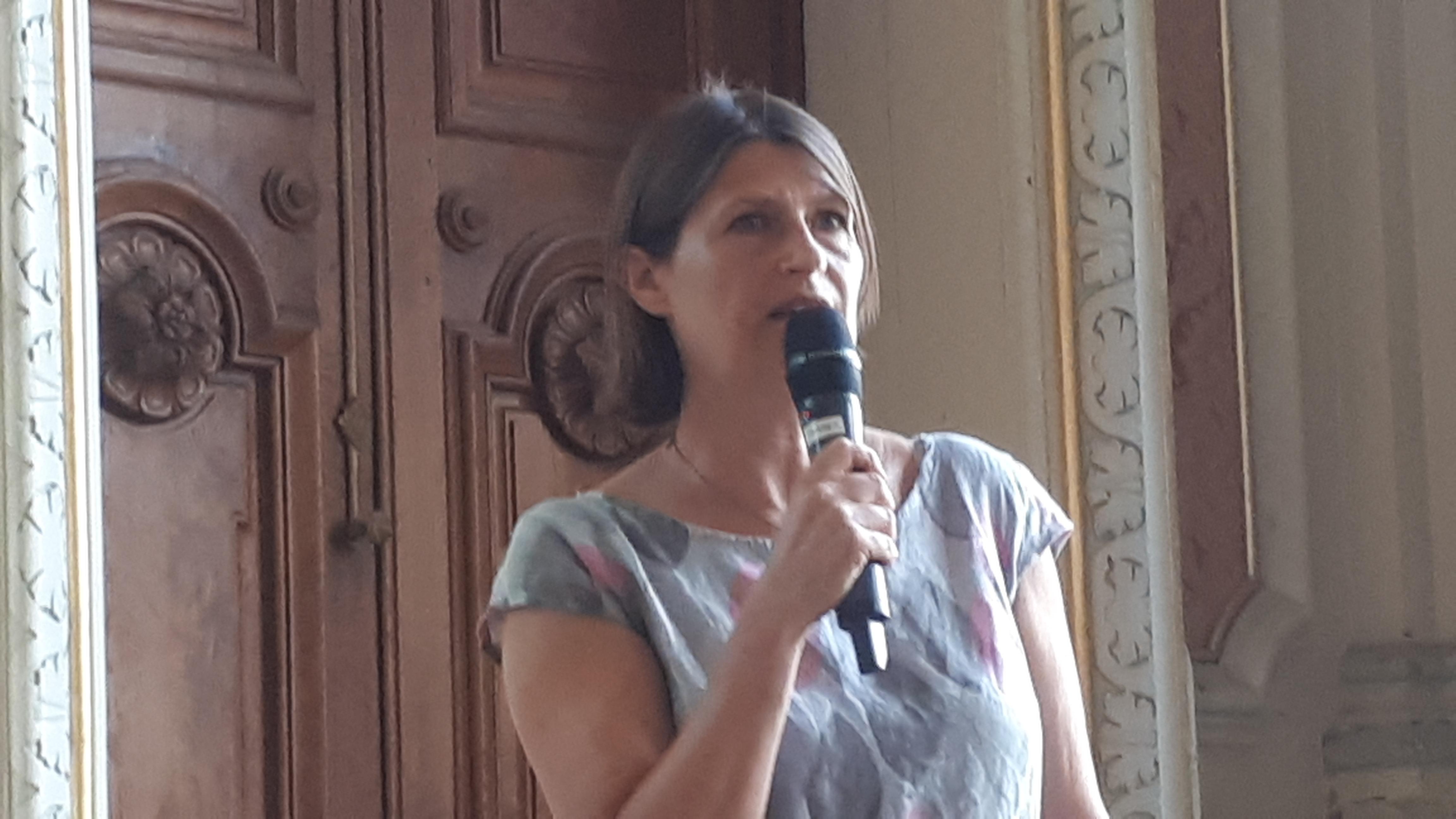Conférence qualité de vie au travail Sylvie Simon