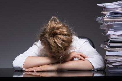 Les 9 erreurs qui mènent les salariés au burn out